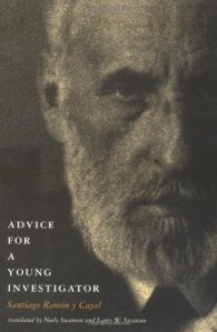 Book Cover for Advice for a Young Investigator