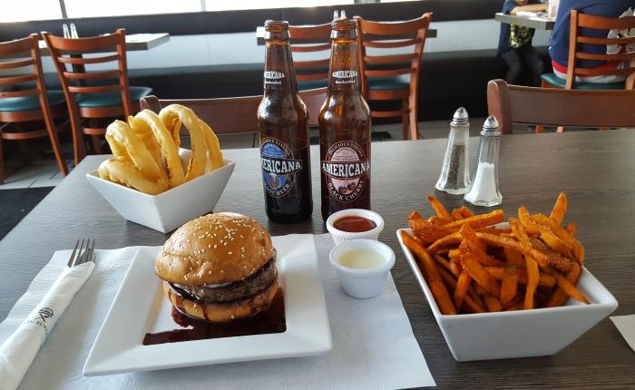 Checkin: Fusion Burgers