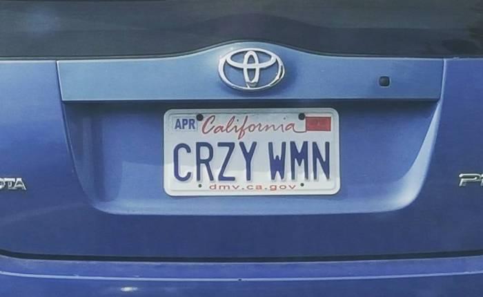 CRZY WMN