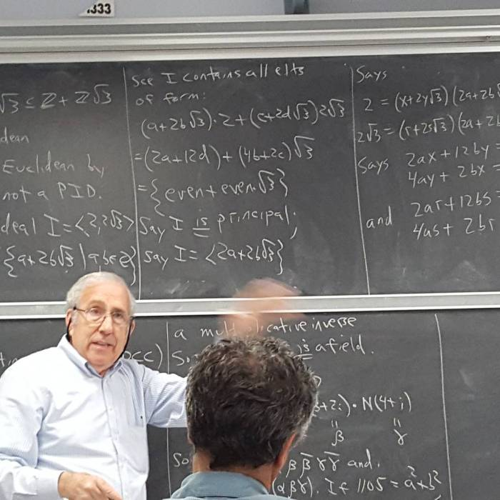 🔖 Gems And Astonishments of Mathematics: Past and Present | Dr. Mike Miller at UCLAExtension