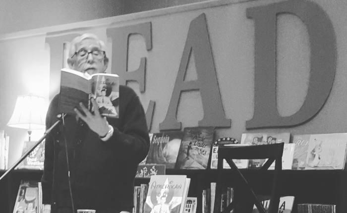 Henry Korn Reading from AmerikanKrazy