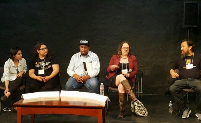 Lit Fest Pasadena panel on IndiePublishing