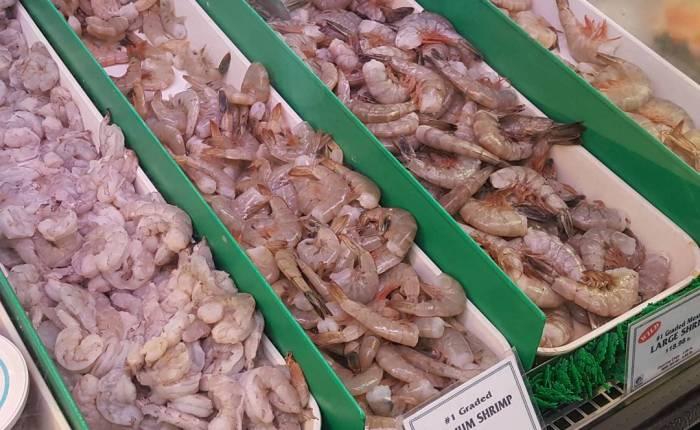 Shrimp dinner?