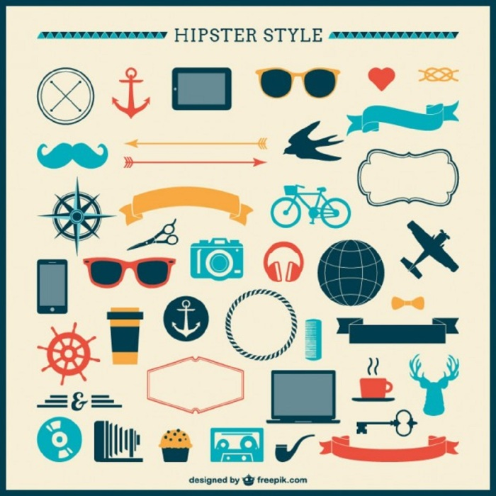 Two Types ofHipsters