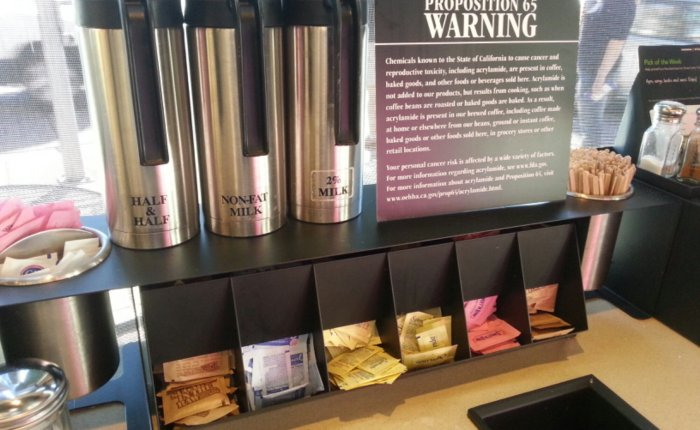 Starbucks Causes Cancer!?