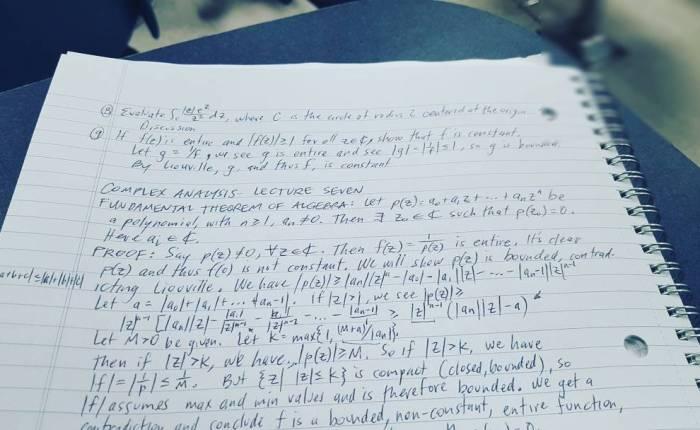 Fundamental Theorem ofAlgebra
