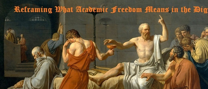 Reframing What Academic Freedom Means in the DigitalAge