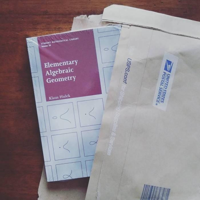 Elementary Algebraic Geometry