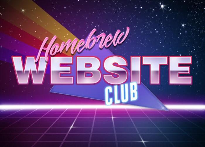 Virtual Homebrew Website Club Meetup on December 27,2017