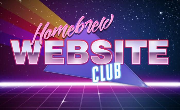 Homebrew Website Club Meetup on February 21,2018
