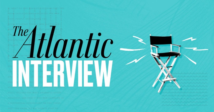 Brief Review of The Atlantic InterviewPodcast