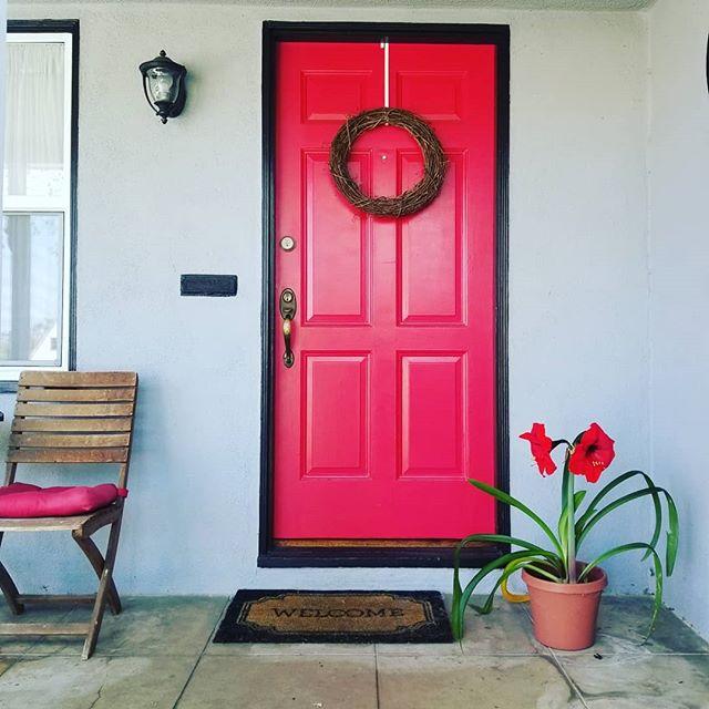 My front door to theworld