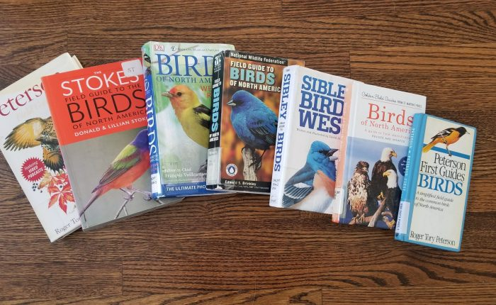 Birds of North America Texts and FieldGuides