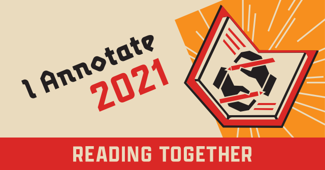 Some brief thoughts on I Annotate 2021 fromtoday