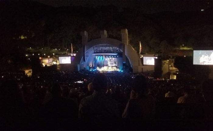 Hall & Oates Concert October 2021 featuring Squeeze at the HollywoodBowl